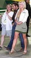 Jeremy Piven and Sophia Monk