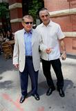 Regis Philbin and Tony Danza