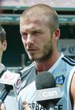 David Beckham and La Galaxy