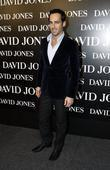 Alex Dimitriades David Jones Summer 2008 Collection launch...