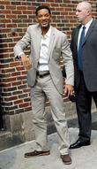 Will Smith, CBS, David Letterman