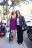 Deborah Gibson and Her Mother Diane Gibson