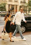 Eva Longoria, Newlyweds, Tony Parker and Manhattan Hotel