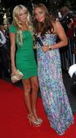 Tamara Ecclestone and Petra Ecclestone