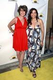 Lonnie Lardner and Constance Marie The opening night...