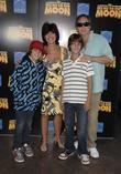 Adrienne Barbeau and Family