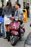 Gary Dourdan's girlfriend and Gary Dourdan