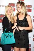 Heidi Montag and Holly Montag
