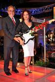 Gloria Estefan, Emilio Estefan and Hard Rock Hotel And Casino