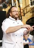 TV chefs David Myers