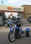 Steve Sidwell 2008 Harley Davidson celebrity charity bike...
