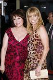 Adriana Barraza and Cheryl Hines