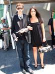 DJ Qualls and Nikki Reed