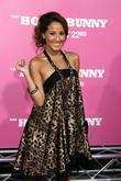 Adrienne Bailon Premiere of 'The House Bunny' at...