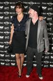 Helena Christensen and The Edge
