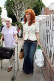 Kathy Griffin and Her Mother