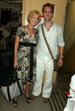James Van Der Beek and his mum Melinda Van Der Beek