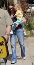 Jennifer Garner, daughter Violet Affleck