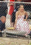 Oscar de la Renta and Jennifer Lopez