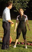Jennifer Lopez and Nina Garcia