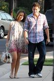 Jennifer Love Hewitt and Fiance Ross Mccall