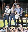 Jonas Brothers and Bryant Park