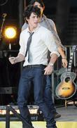 Nick Jonas and Bryant Park