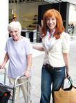 Maggie Griffin and Kathy Griffin out shopping at...