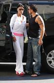 Katie Price and husband Peter Andre