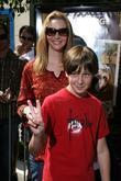 Lisa Kudrow and Son