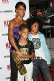 Jada Pinkett-Smith, Willow Smith, Jaden Smith