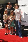 Lisa Rinna and family