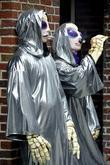 Aliens, David Letterman and Ed Sullivan Theatre