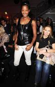 Jamelia, London Fashion Week