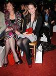 Anna Popplewell  London Fashion Week - Spring/Summer...