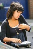 Lily Allen visits a clinic and tells our...