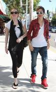 Lindsay Lohan and Samantha Ronson