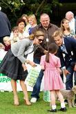 Trinny Woodall and Ben Fogle