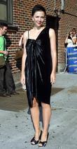 Maggie Gyllenhaal, David Letterman,