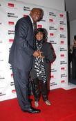 Earvin Magic Johnson and Cicely Tyson