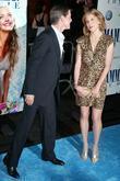 Pierce Brosnan and Christine Baranski