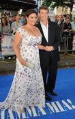 Pierce Brosnan and Keely Shaye Smith