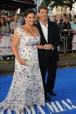 Pierce Brosnan and Keely Shaye-Smith