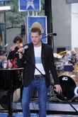 Michael Buble, Rockefeller Plaza