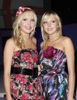 Amanda Marchant and Samantha Marchant Miss England 2008...