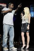 Heidi Montag and Tracy Morgan Performing At The Boost Mobile Rock Corps At The Gibson Amphitheatre In Universal City