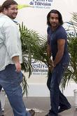 Naveen Andrews and Jorge Garcia