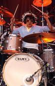 Kapil Trivedi  of the Mystery Jets performing...