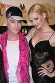 Richie Rich and Lydia Hearst
