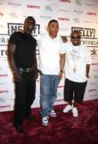 Akon, Nelly and Jermaine Dupri